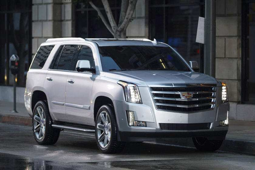 92 All New Cadillac Suv Escalade 2020 Price