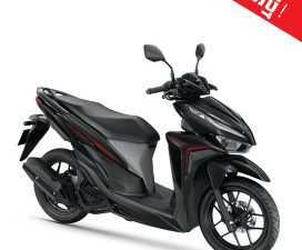 92 All New Honda Vario 2020 First Drive