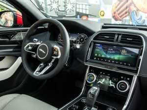 92 All New Jaguar F Pace 2020 Interior New Review
