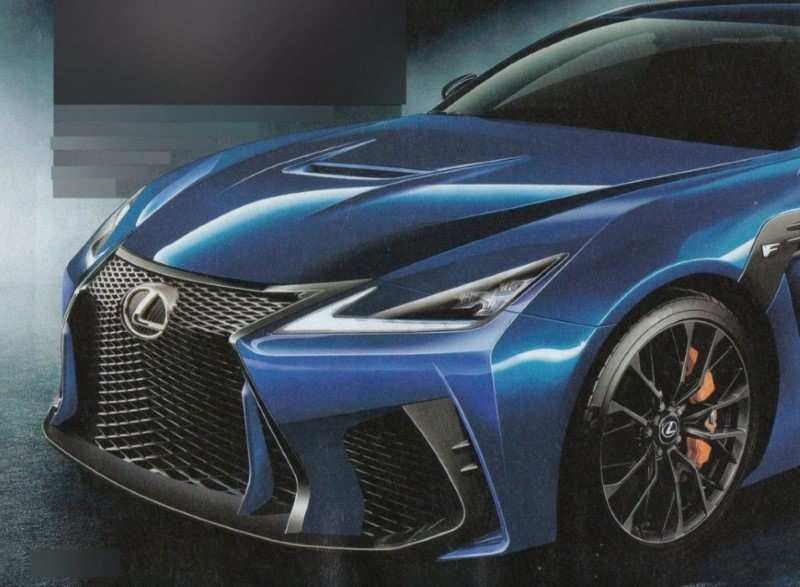 92 All New Lexus Gs F 2020 Specs And Review
