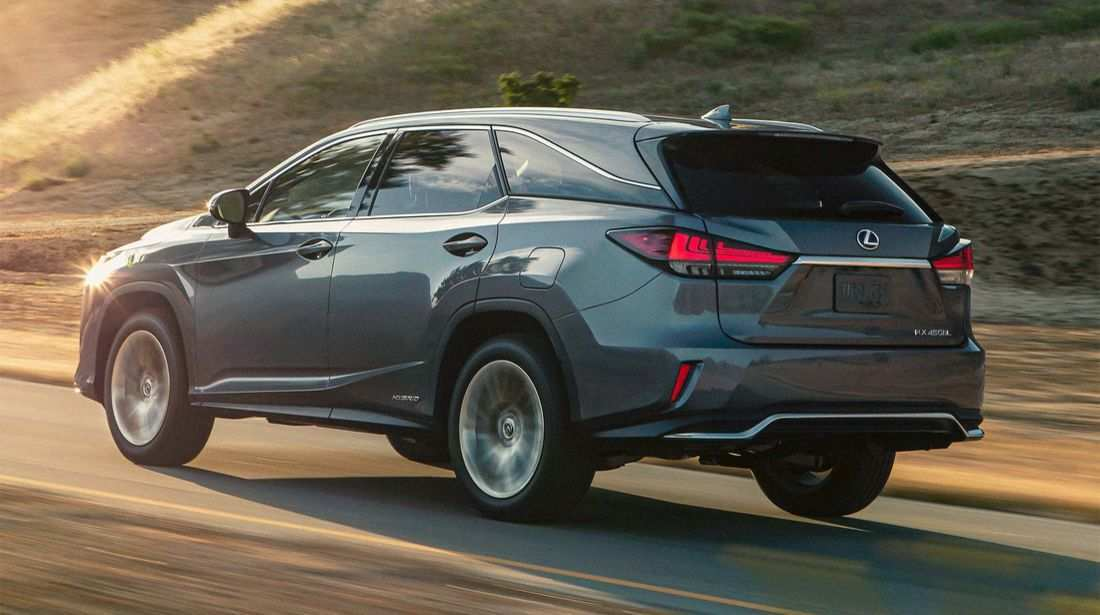 92 All New Lexus Rx Facelift 2019 Price