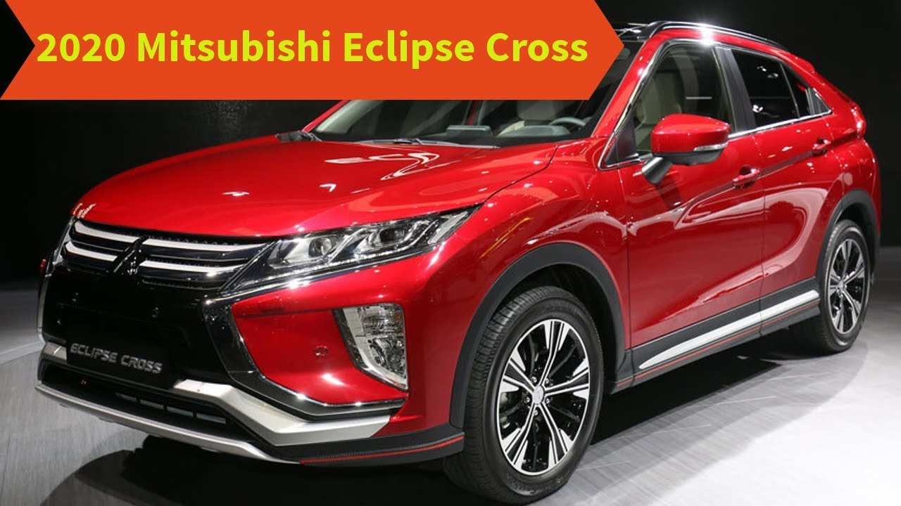 92 All New Mitsubishi Eclipse Cross 2020 New Review