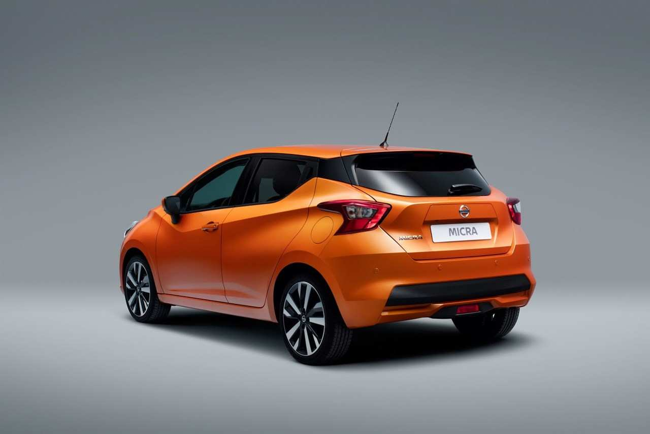 92 All New Nissan Versa 2020 Release Date Redesign