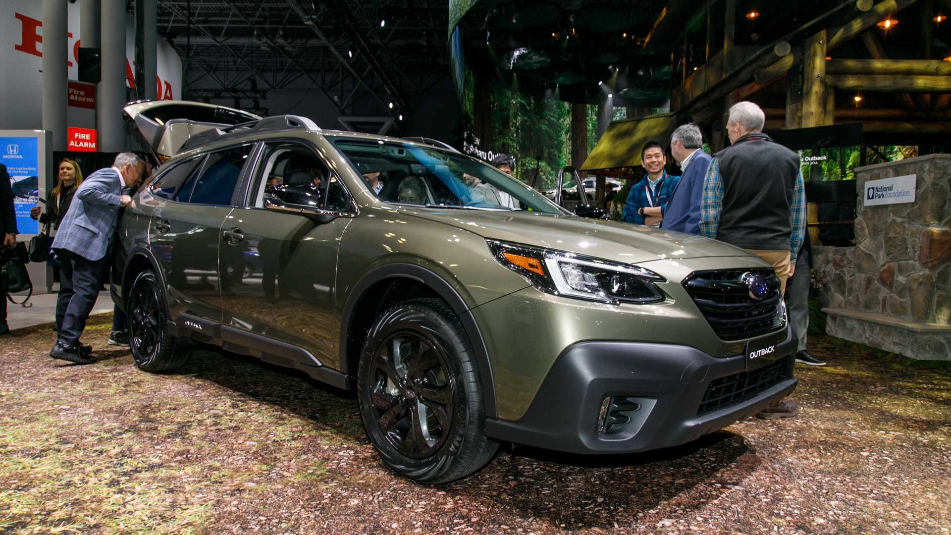 92 All New Subaru Outback 2020 Release Overview