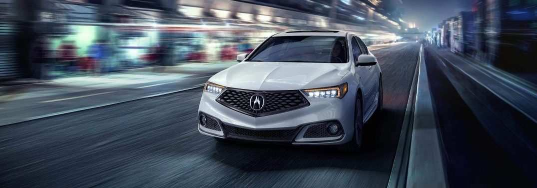 92 All New When Will 2020 Acura Tlx Be Available Specs And Review