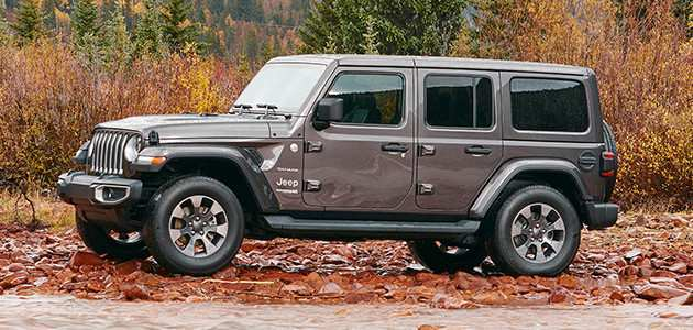 92 Best 2019 Jeep Jl Overview