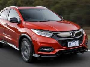 92 Best Honda Hrv 2020 Redesign New Model and Performance
