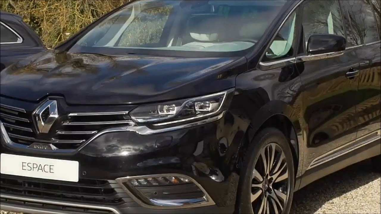 92 Best Renault Espace 2019 Price Design and Review