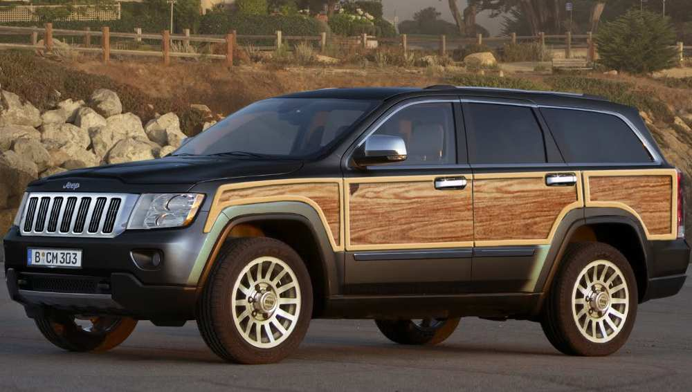 92 Best The 2019 Jeep Grand Wagoneer Performance