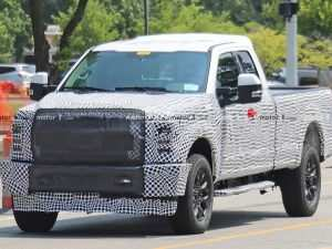 When Can You Order 2020 Ford F250