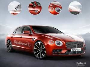 92 New 2019 Bentley Flying Spur Speed Images