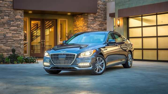92 New 2019 Genesis G90 Review