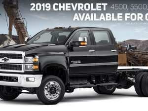 92 New 2019 Gmc 4500Hd New Review