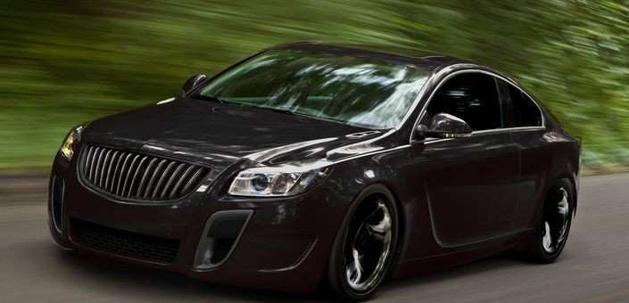 92 New 2020 Buick Regal Grand National Specs And Review