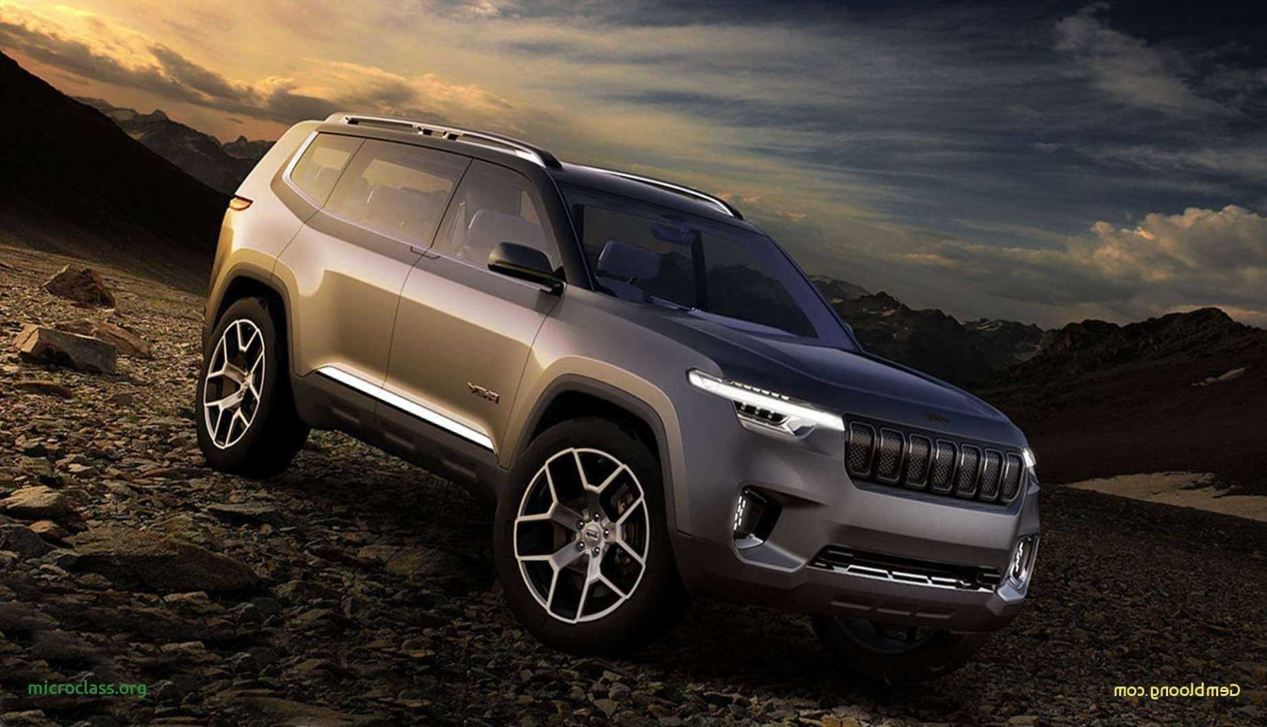 92 New 2020 Jeep Srt8 Release Date And Concept