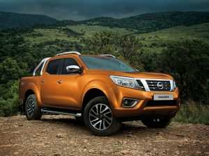 92 New 2020 Nissan Frontier Interior New Concept