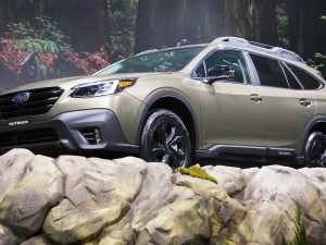 92 New 2020 Subaru Outback Concept New Model and Performance