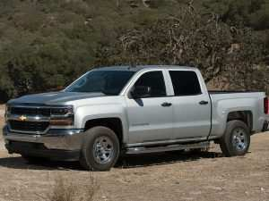 92 The 2019 Chevrolet Silverado 1500 Review Release Date and Concept