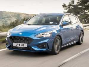 92 The 2019 Ford Focus Spy Shoot