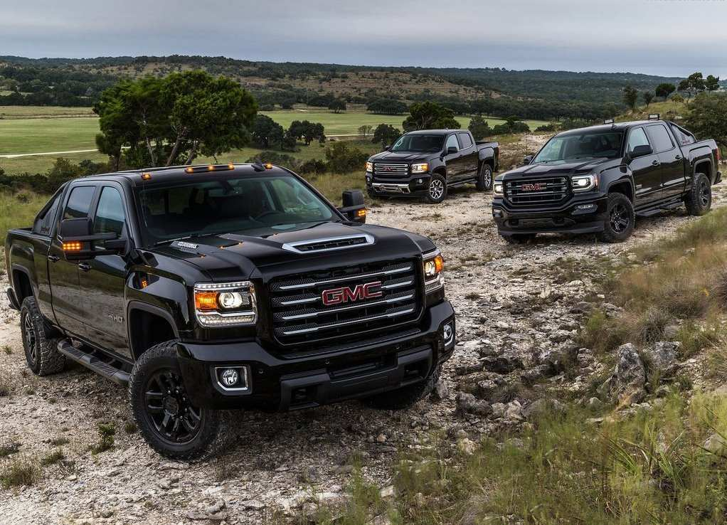 92 The 2019 Gmc Release Research New
