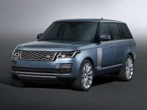 92 The 2019 Land Rover Release