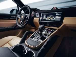92 The 2019 Porsche Macan Interior Performance and New Engine