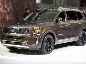 92 The 2020 Kia Telluride Interior Colors Model