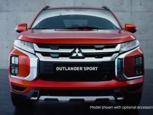 92 The 2020 Mitsubishi Vehicles First Drive
