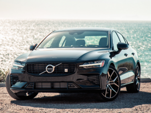 92 The 2020 Volvo Concept Spy Shoot