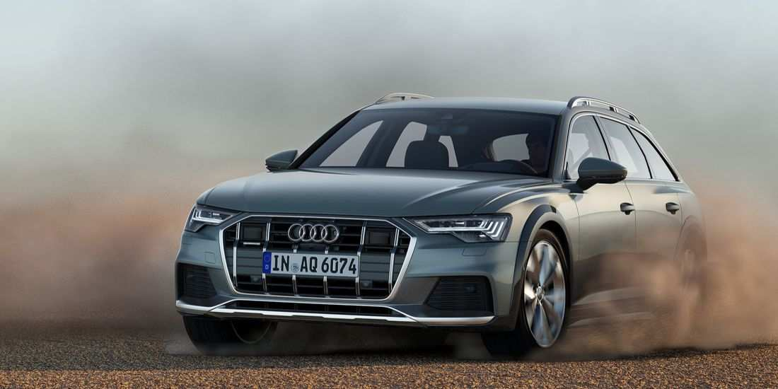 92 The Audi A6 2019 New Concept