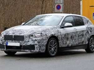 92 The Best 2019 1 Series Bmw New Review