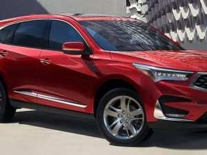 92 The Best 2019 Acura Rdx Changes Concept and Review