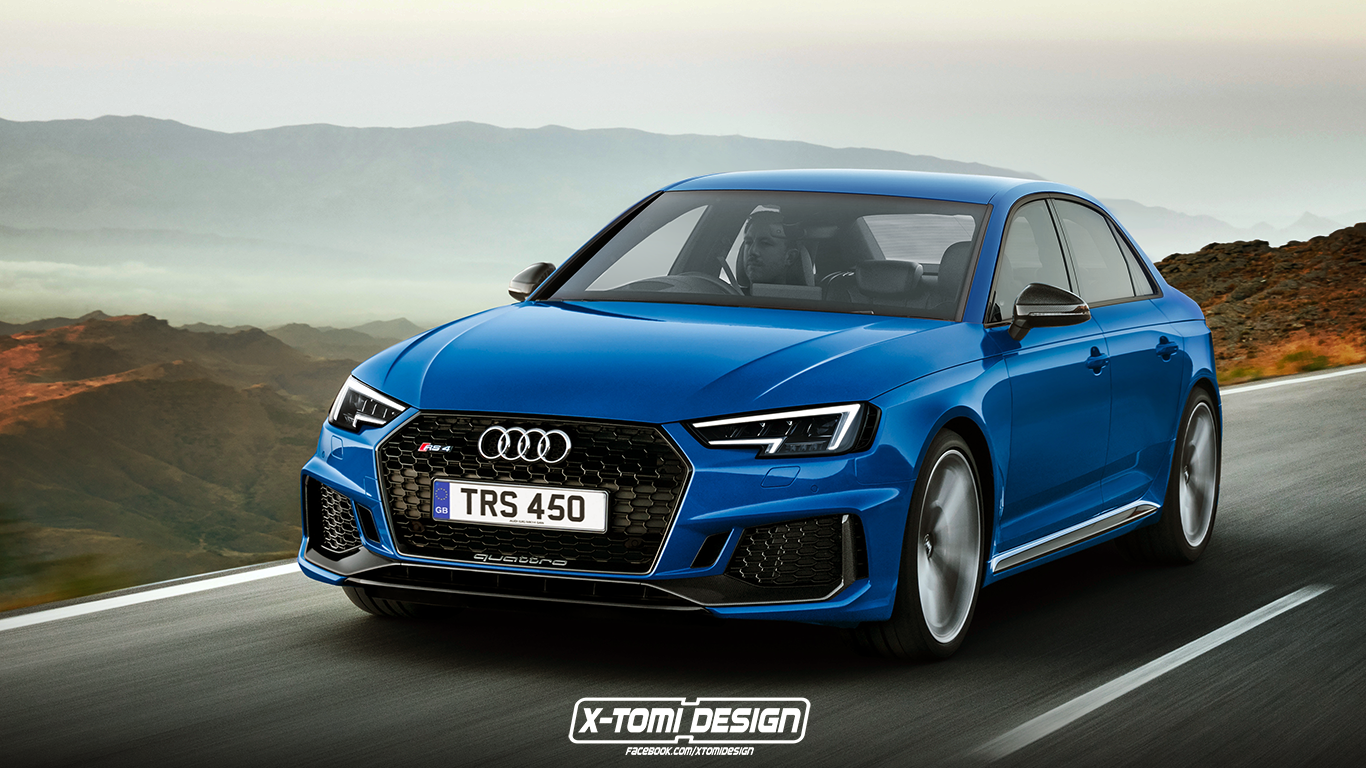 92 The Best 2019 Audi Rs4 Usa Images