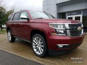 92 The Best 2019 Chevrolet Tahoe Exterior and Interior