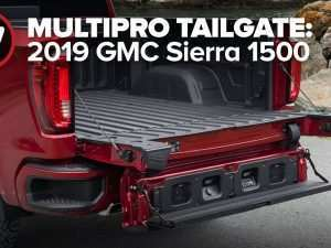 92 The Best 2019 Gmc 1500 Tailgate Photos