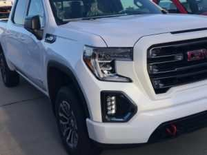 92 The Best 2019 Gmc Sierra Release Date Exterior