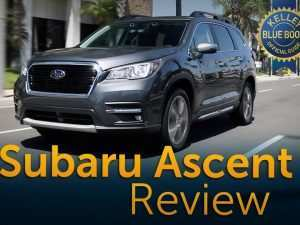 92 The Best 2019 Subaru Ascent Kbb Redesign and Review