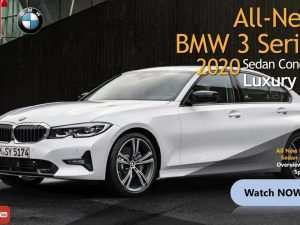 2020 BMW 3 Series Youtube