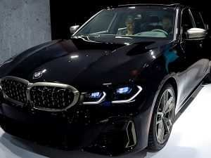 92 The Best 2020 BMW 3 Series Youtube First Drive