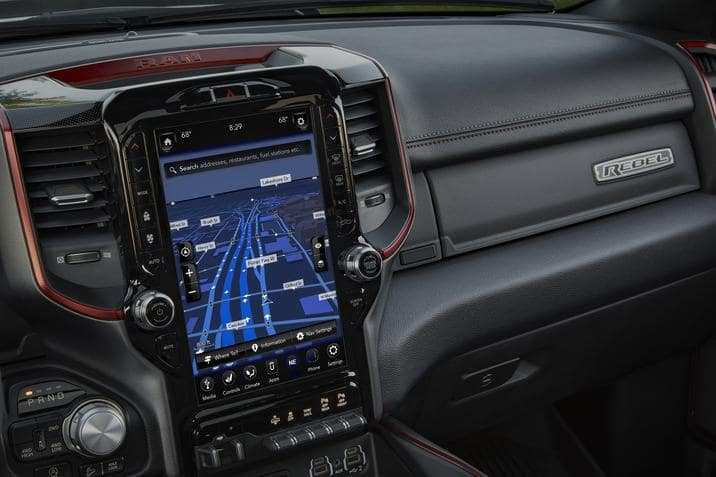 92 The Best 2020 Dodge Ram Concept and Review