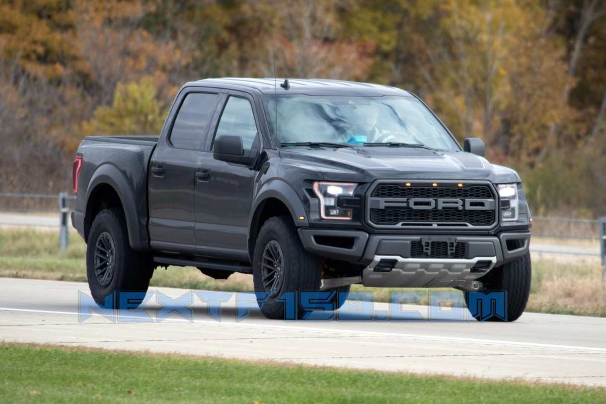 92 The Best Ford Raptor 2020 Release
