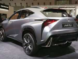 Lexus Nx New Model 2020