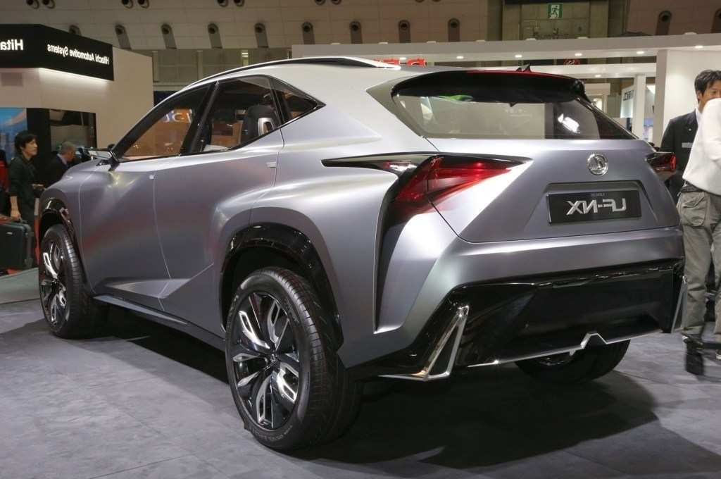92 The Best Lexus Nx New Model 2020 Engine