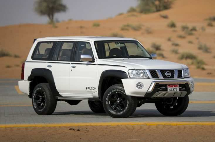92 The Best Nissan Patrol Y61 2020 Release Date