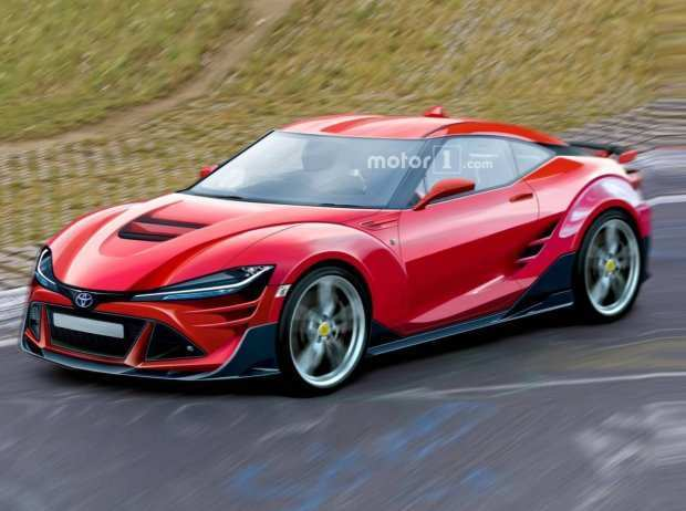 92 The Best Toyota F1 2020 Concept And Review