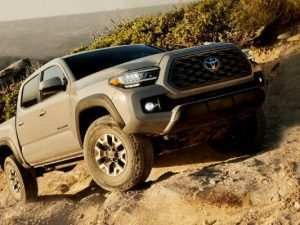 92 The Best Toyota Tacoma 2020 Release Date Wallpaper