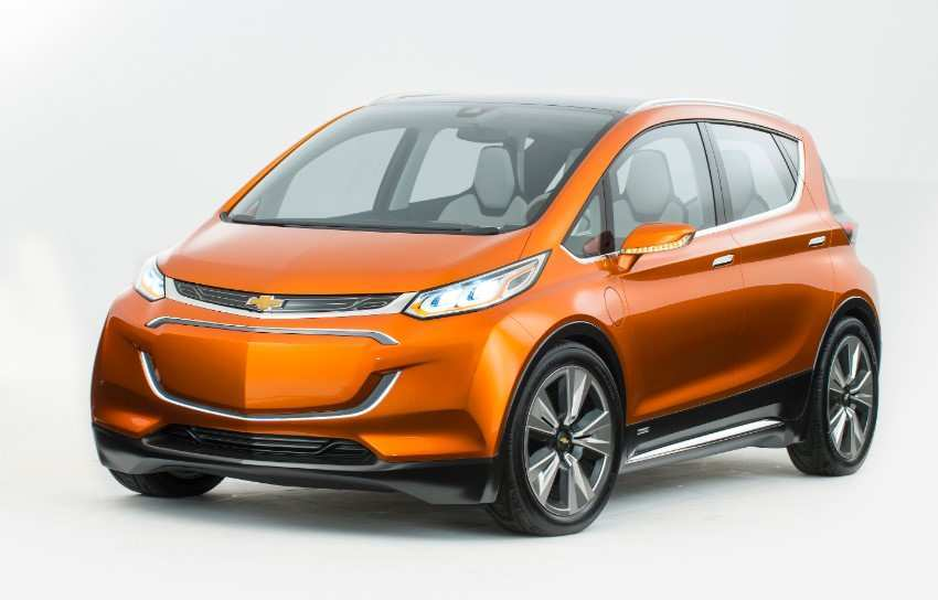 92 The Chevrolet Bolt Ev 2020 Engine