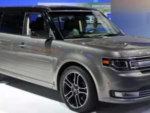 92 The Ford Flex 2020 Overview