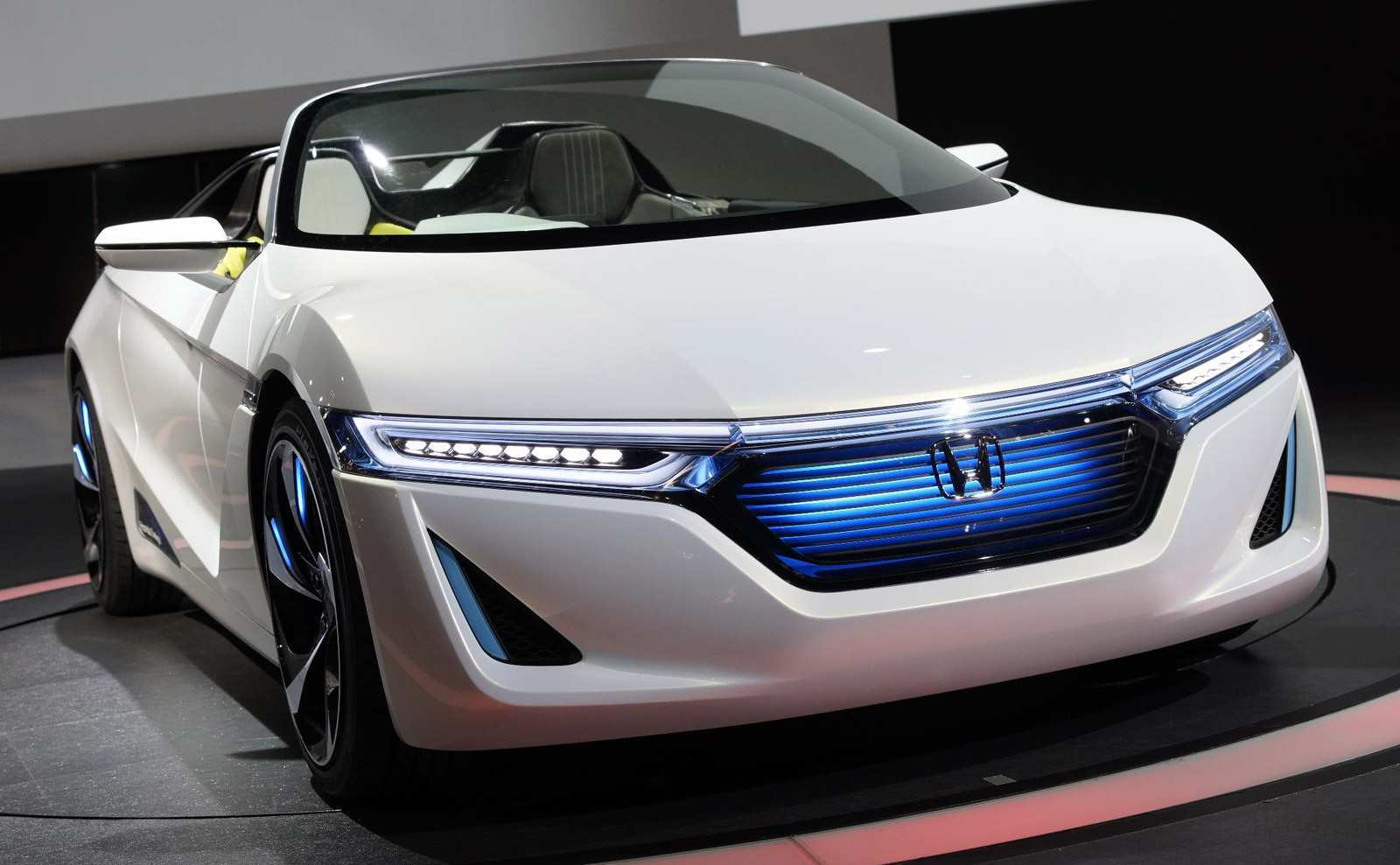 92 The Honda Vision 2020 Pricing