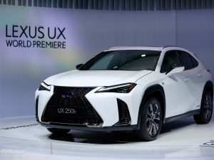 92 The Lexus Hatchback 2020 Concept